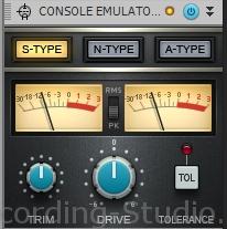 Sonar X2 Console Emulator